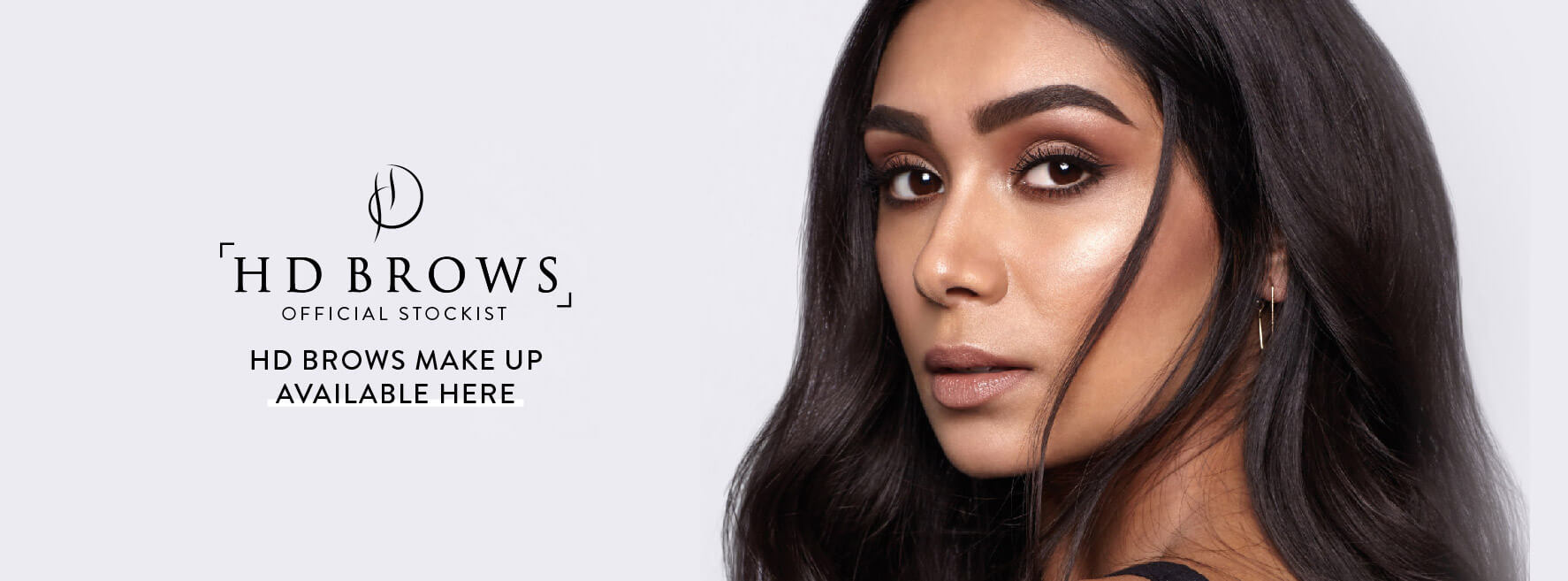 HD Brows slider advert
